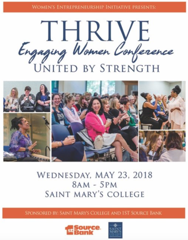 Engaging Women conference at St. Mary's