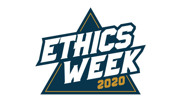 Nd Ethics Week 2020 Logo Feature