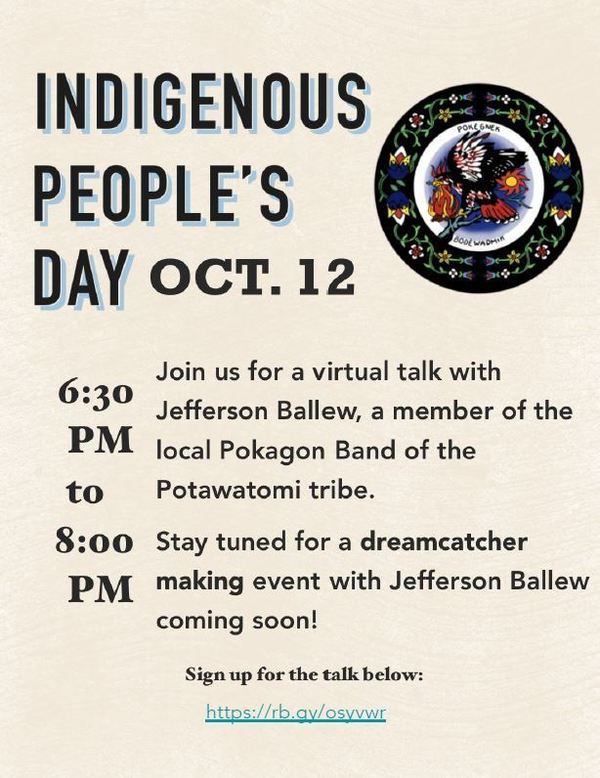 Indigenous People S Day 1
